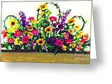 Grandchildren's Bouquet Greeting Card