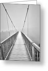 Mile High Bridge #2 Greeting Card