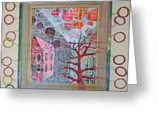 Grandma In A Tree - Framed Greeting Card