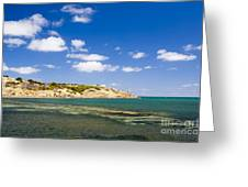 Granite Island South Australia Greeting Card
