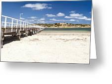 Granite Island Greeting Card