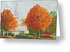 Granville Church Greeting Card