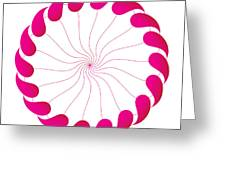Graphic No. 1224 Greeting Card