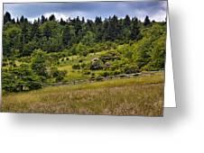 Grayson Highlands Greeting Card