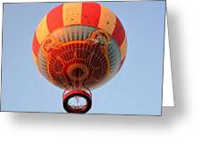 Great Ballon Ride Greeting Card