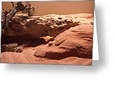 Great Basin Rattlesnake Greeting Card