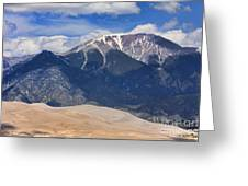 Great Colorado Sand Dunes 125 Greeting Card