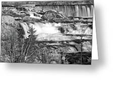 Great Falls 14140 Greeting Card