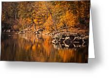 Great Falls National Park Greeting Card