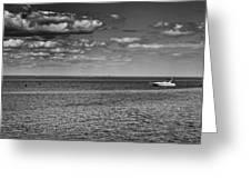 Great Lakes Boating Greeting Card