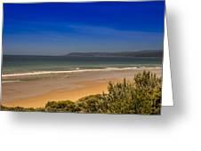 Great Ocean Road Beach Greeting Card