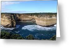 Great Ocean Road, Australia - Panoramic Greeting Card