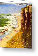 Great Ocean Road Greeting Card