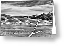 Great Sand Dunes 1 Greeting Card