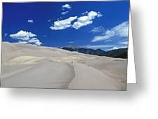 Great Sand Dunes IIi Greeting Card