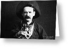 Great Train Robbery 1903 Greeting Card
