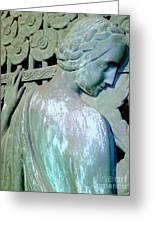 Grecian Goddess Greeting Card