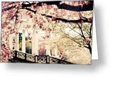 Grecian Spring Greeting Card