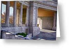 Greek Theatre 7 Greeting Card