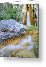 Green River Waterfalls Greeting Card