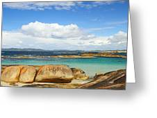 Greens Pool - Western Australia 2am-112587 Greeting Card