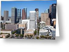 Greenstreet Houston Greeting Card