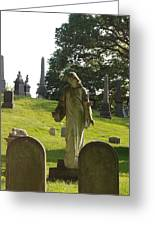 Greenwood Cemetery Greeting Card