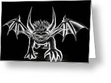 Grevil Chalk Greeting Card