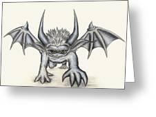 Grevil Greeting Card