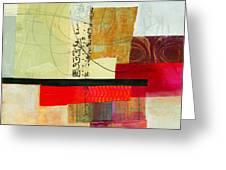 Grid 2 Greeting Card