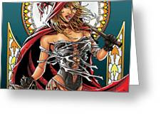 Grimm Fairy Tales 01 Greeting Card by Zenescope Entertainment
