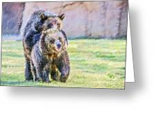 Grizzlies Greeting Card