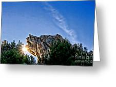 Grizzly Peak Greeting Card