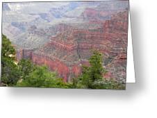 Grnd Canyon Greeting Card