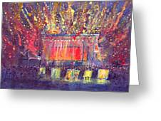 Groundation At Arise Music Festival Greeting Card