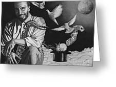 Grover Washington Jr Greeting Card