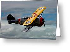 Grumman F3f-2 Greeting Card