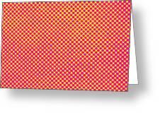 Grunge Halftone Background. Halftone Greeting Card