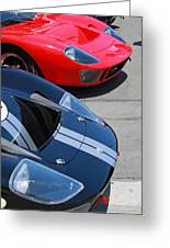 Gt40s Greeting Card
