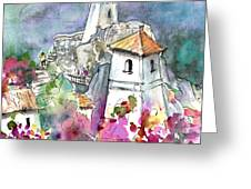 Guadalest 07 Greeting Card