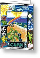 Guam Greeting Card