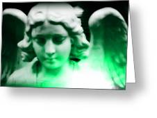 Guardian Angel Vii Greeting Card
