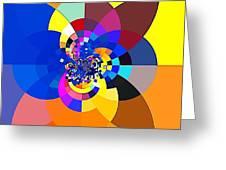 Guematria 626 Greeting Card