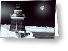 Guiding Lights Greeting Card