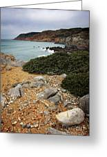 Guincho Cliffs Greeting Card