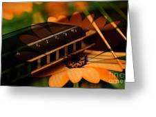 Guitar Dream Greeting Card