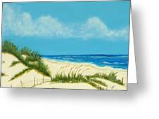 Gulf Coast I Greeting Card