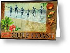 Gulf Coast Greeting Card