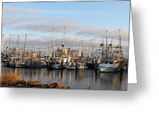 Gulfport Marine Greeting Card