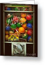 Series - Gumball Silver Bars With Graffiti - Iconic New York City Greeting Card